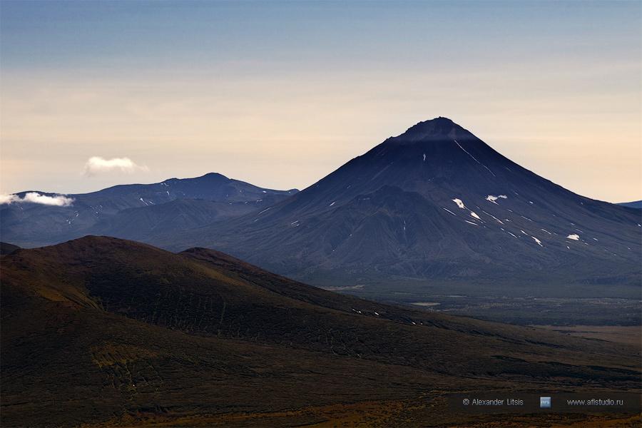 Вулкан Ходутка (сопка Ходутка)