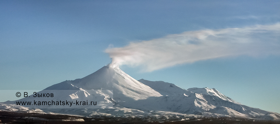 Авачинский вулкан (Avacha Volcano)