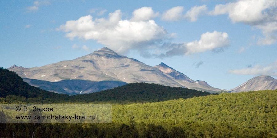Вулкан Дзензур (Dzenzur Volcano)