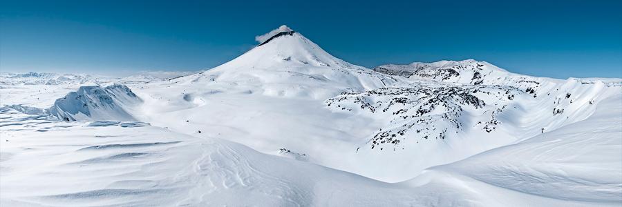 Карымский вулкан (Karymsky Volcano)