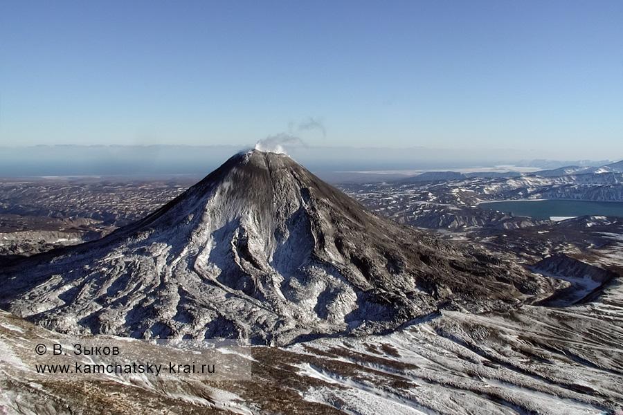 Вулкан Карымская Сопка (Karymskaya Sopka)