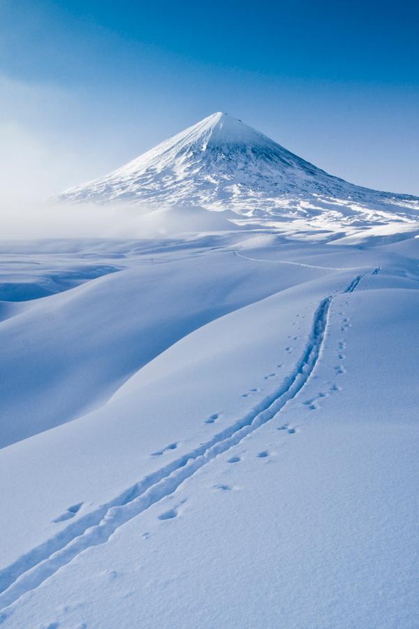 Ключевской вулкан (Klyuchevskoi Volcano)
