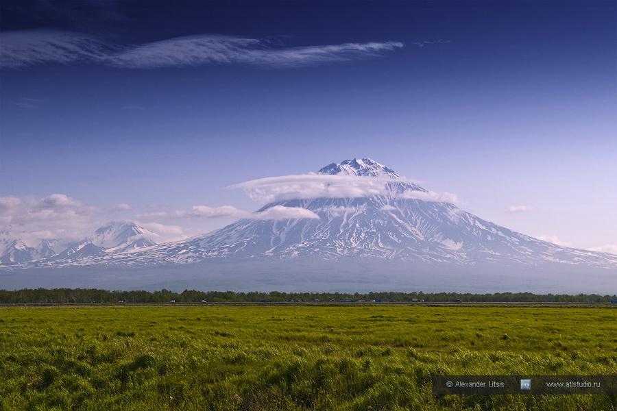 Корякская Сопка (Koriaksky Volcano)