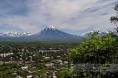 Города, села, поселки Камчатки
