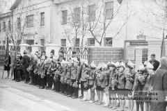 Проводы в армию в городе Елизово