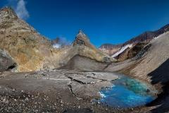 Фотографии: Мутновский вулкан