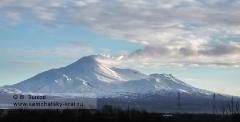 Вулкан Авачинский (Avacha Volcano)