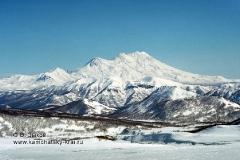 Фотографии: вулкан Жупановский