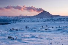 Извержение вулкана Кизимен (Kizimen Volcano)