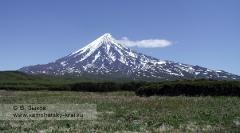 Вулкан Кроноцкий (Kronotsky Volcano)