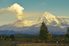 Извержение вулкана Шивелуч (Shiveluch Volcano)