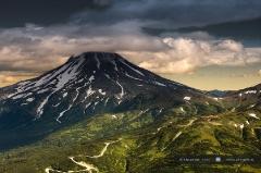 Фотографии: вулкан Вилючинский